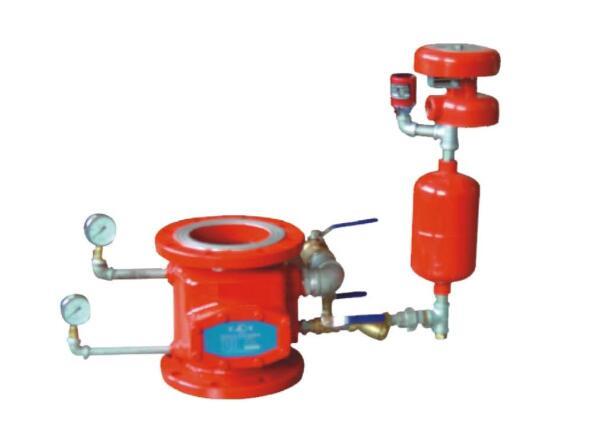 湿式报警阀 (配套产品)
