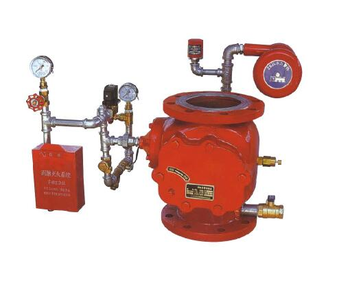 ZSFG雨淋阀(配套产品)