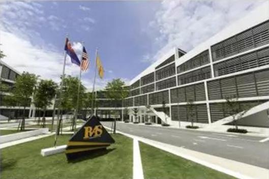 莱福士美国国际学校