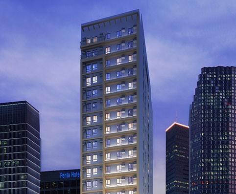 乔布斯国际公寓 55万元起