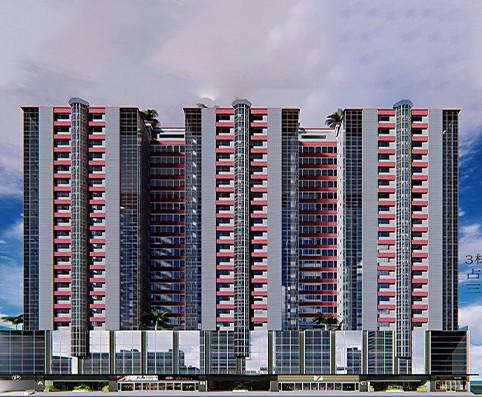 钻石湾高级公寓 78万元起