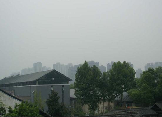 杭州扇博物馆金属屋面