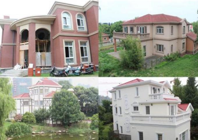 上海西郊庄园金属屋面