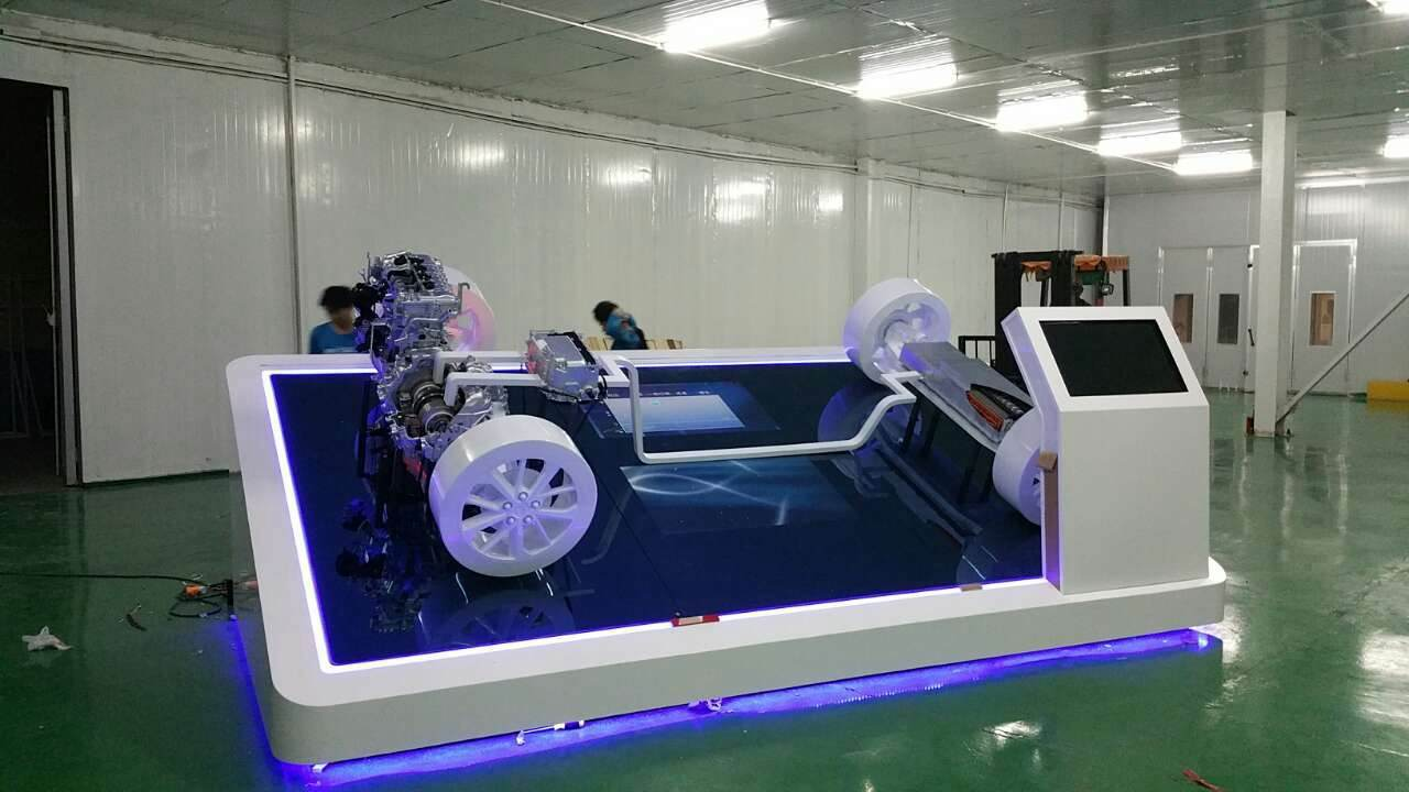 汽车结构演示模型