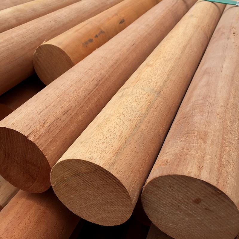 防腐木圆柱定制