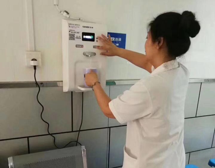 浩泽进驻天津静海妇幼保健中心