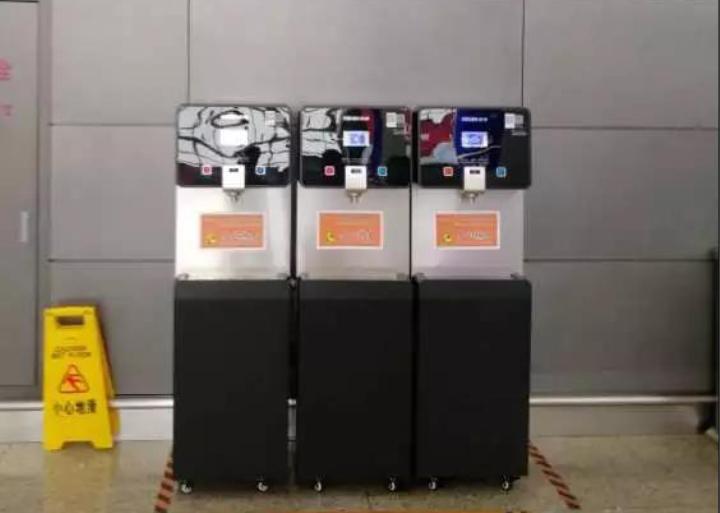 浩泽直饮水进驻西安咸阳机场