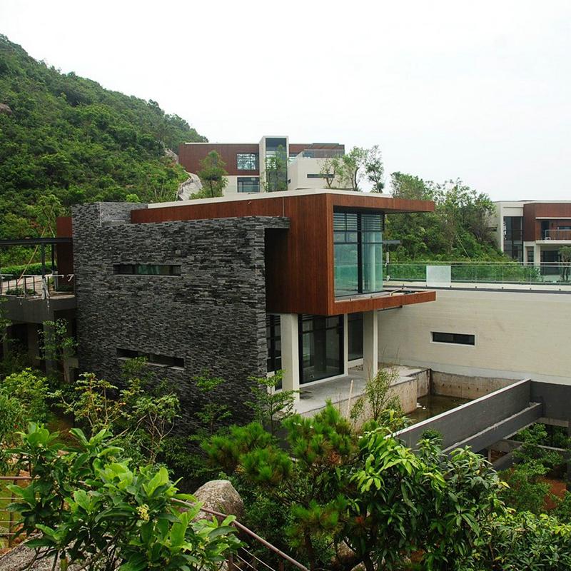 别墅住宅区改造