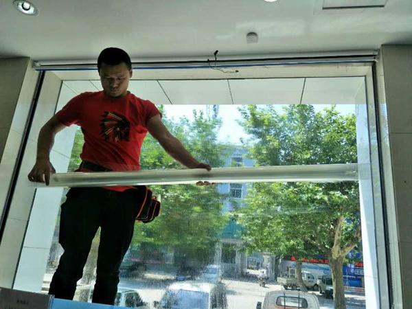 民用玻璃安全防爆膜