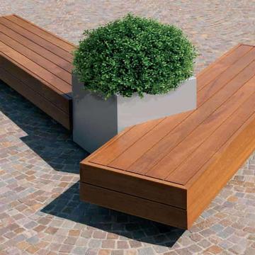 户外防腐木休闲桌椅