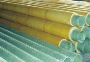玻璃钢保温管的特点以及应用