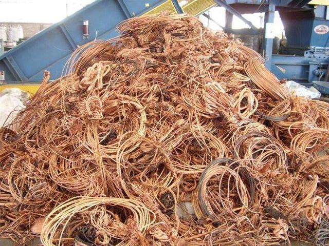 北京电缆废铜回收说说废铜回收的那些事儿!