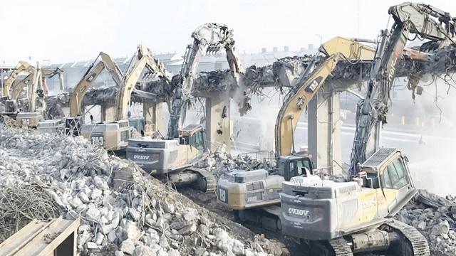 北京建筑物拆除怎么回收的呢?