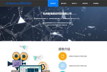 新海集团-旗下杭州新海信息科技有限公司