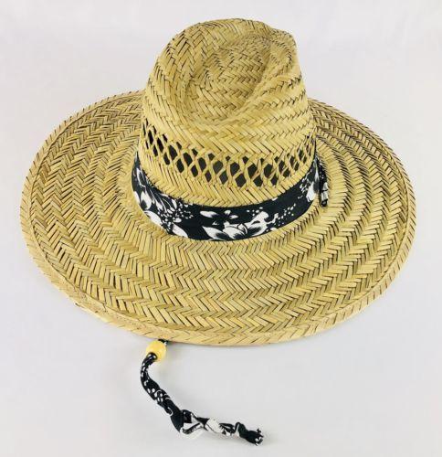 Panama Straw Safari Excursion Hat