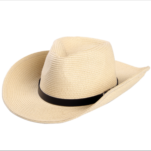 classic cowboy style summer hat