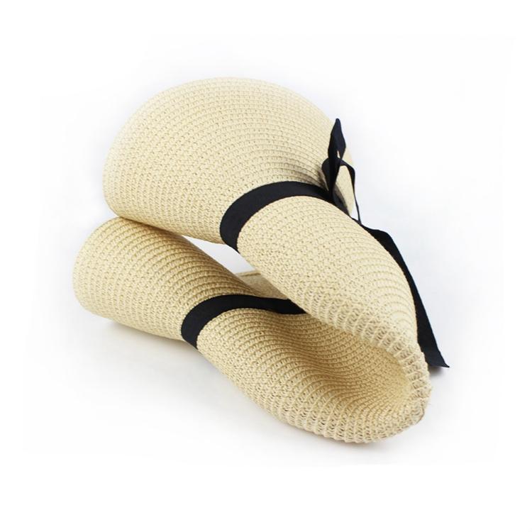 Foldable Summer Sun Straw Hat