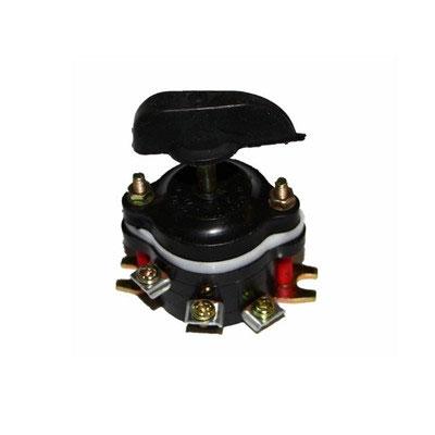 三相插入式混凝土振动器开关组合开关钮转开关振动棒电机专用配件
