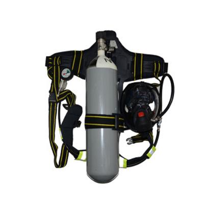 钢瓶正压式空气呼吸器