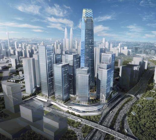 TRX敦拉萨国际贸易中心永久产权住宅公寓