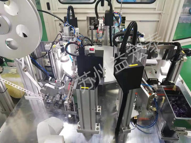 医疗类自动组装设备