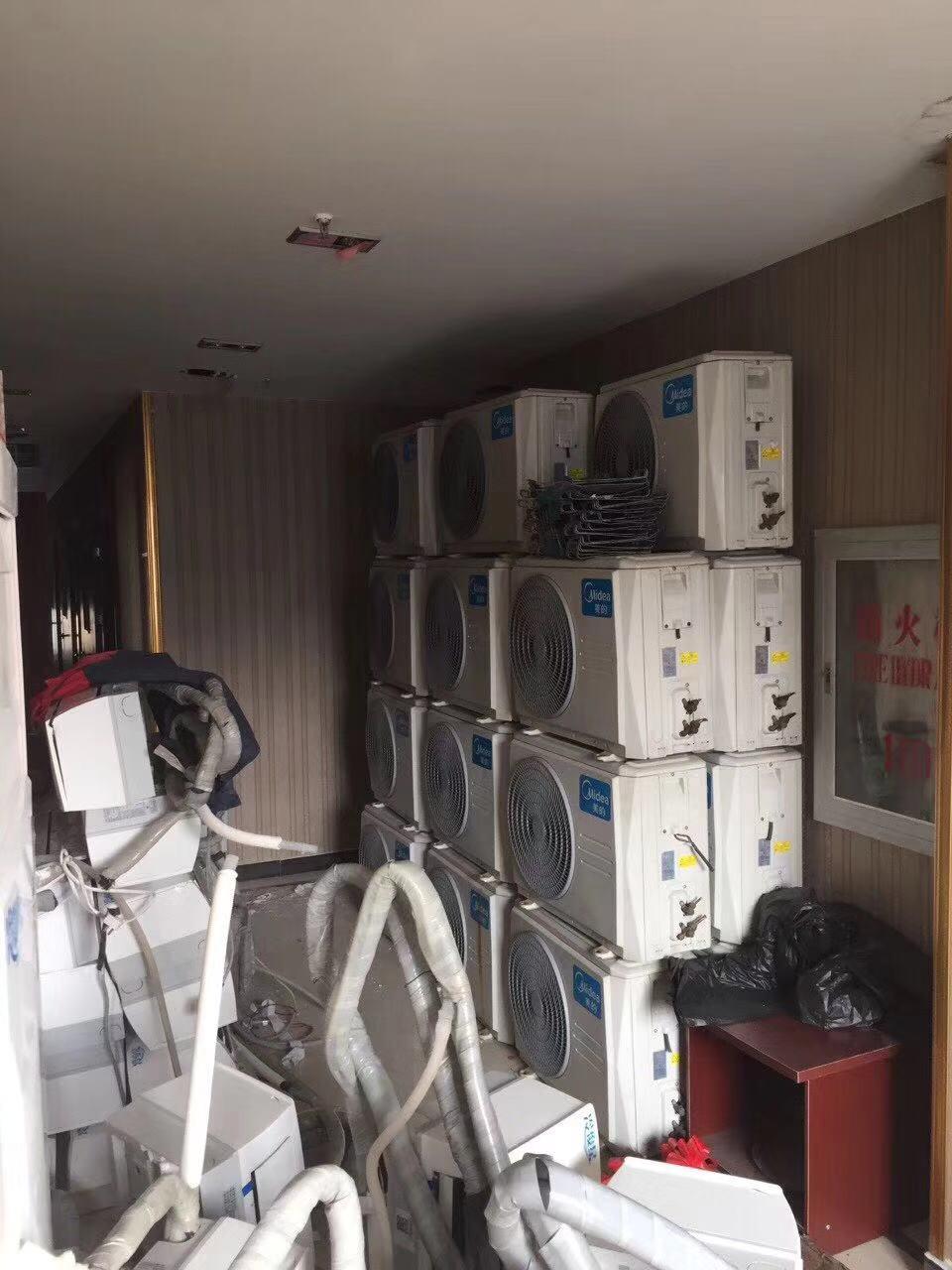 家用空调、商用中央空调类