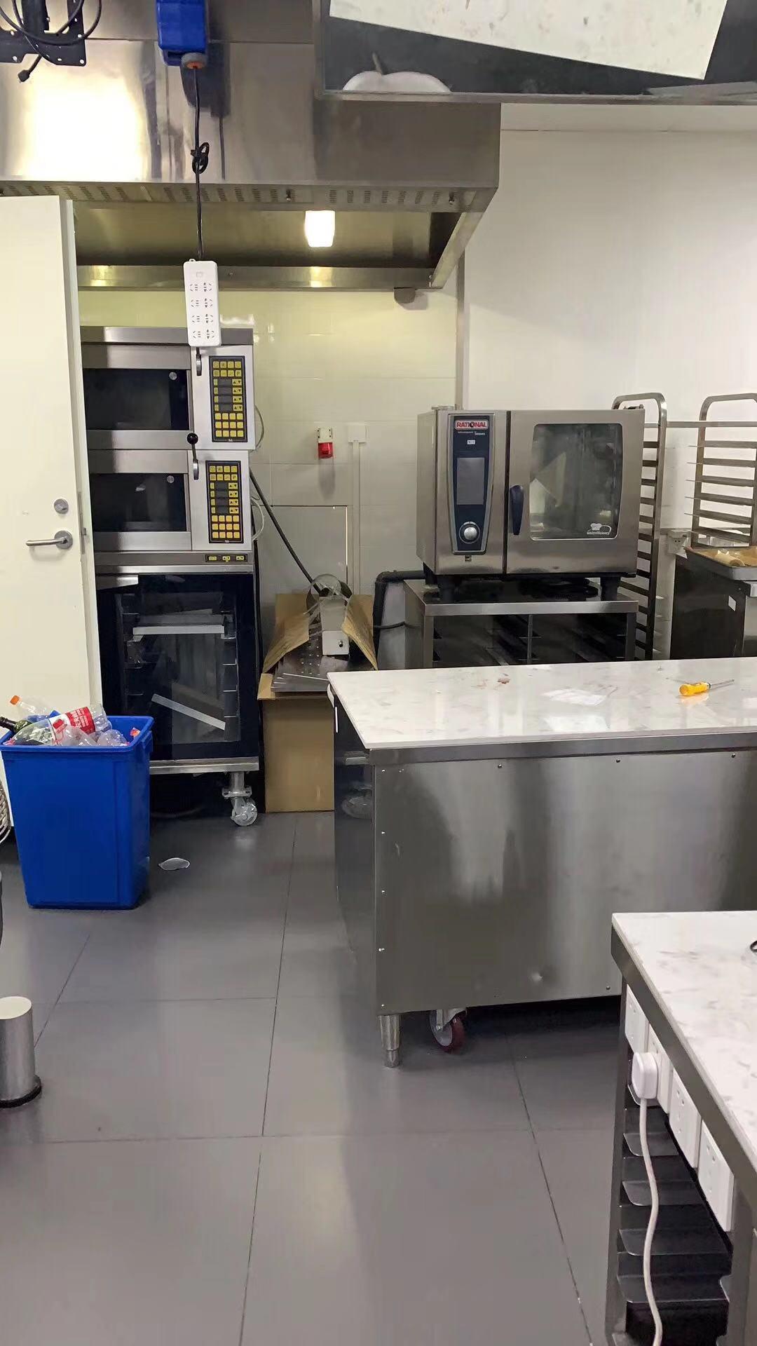 酒店、西餐厨房设备、烘焙设备