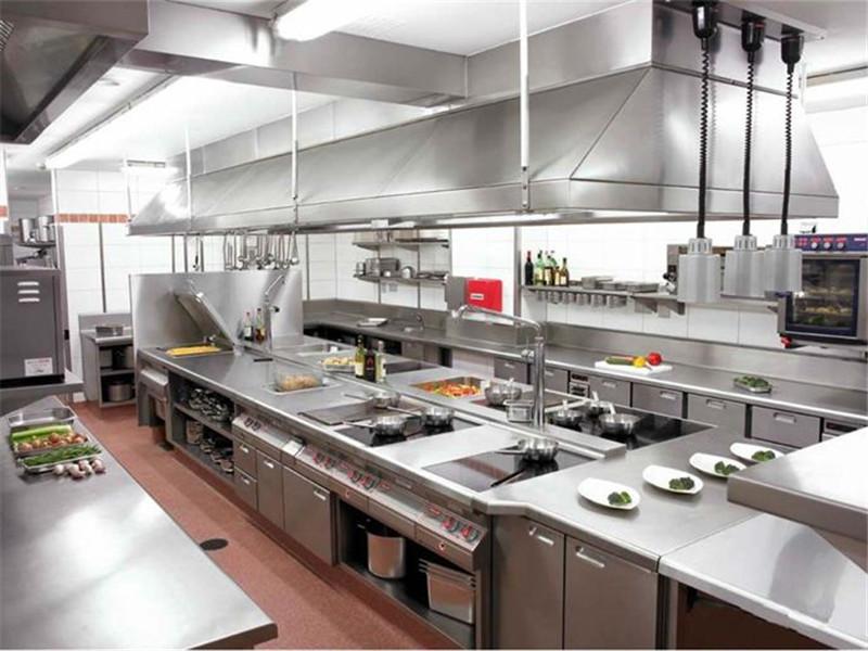 厨房设备回收案例