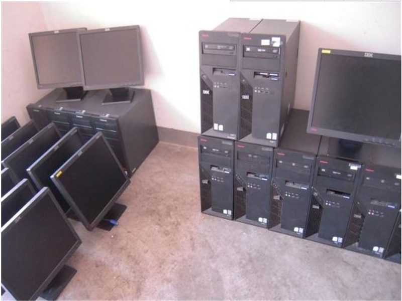 台式电脑回收案例