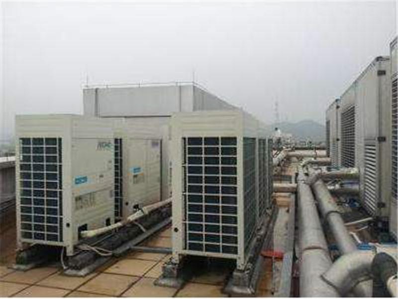商用中央空调回收案例