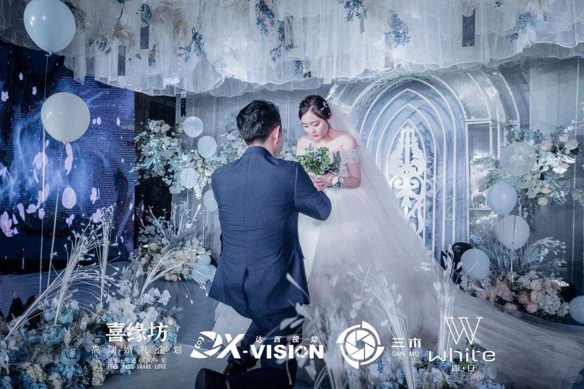 是新娘,也是婚礼策划师   新娘日记