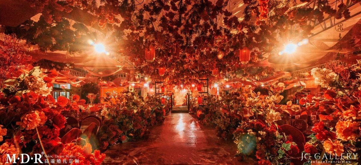 新中式婚礼   凤凰于飞 琴瑟和鸣