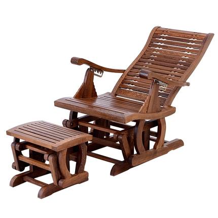 古典花梨红木摇椅躺椅