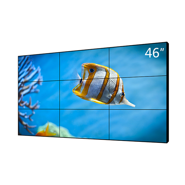 46寸5.3毫米拼缝LED标亮液晶屏