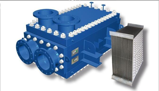 apv全焊接板式換熱器