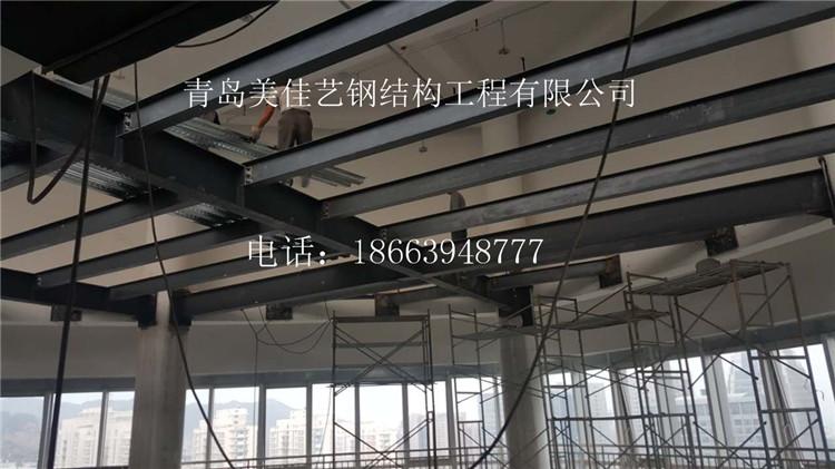 钢结构隔层loft分层